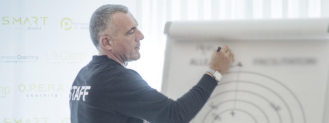 Angelo Bonacci - CEO Prometeo Coaching